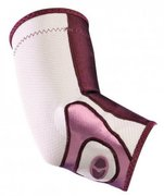MUELLER LIFECARE ELBOW SUPPORT PLUM SM 74111