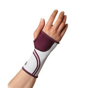MUELLER LIFECARE WRIST SUPPORT PLUM LG 70993