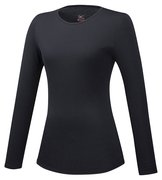 Термофутболка Mizuno BT Under Round Neck LS (Women) A2GA9810-09