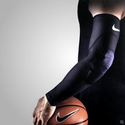 Налокотник NIKE BASKETBALL HYPERSTRONG PADDED ELBOW SLEEVE N.KS.02.010