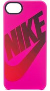 Чехол NIKE FADE PHONE CASE 5 PINK FOIL/DISTANCE RED/PURPLE DYNASTY N.IA.76.665