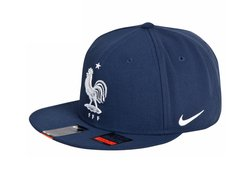 Бейсболка NIKE France FFF True Cap Core 728916-410
