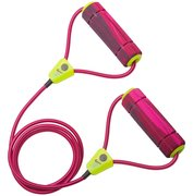Эспандер NIKE LONG LENGTH HEAVY RESISTANCE BAND 2.0 NS HYPER PINK/FUCHSIA FORCE/DEEP BURGUNDY/VOLT N.ER.12.695.NS