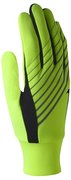 NIKE MEN'S LW TECH RUNNING GLOVES M VOLT/BLACK N.RG.27.710