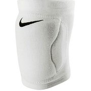 Волейбольные наколенники NIKE STREAK VOLLEYBALL KNEE PAD M/L WHITE N.VP.07.100.ML