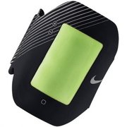 Чехол NIKE WOMEN'S E1 PRIME PERFORMANCE ARM BAND BLACK/SILVER N.RN.10.011.OS