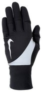 Женские перчатки NIKE WOMEN'S SHIELD RUN GLOVES L BLACK N.RG.94.001