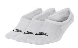 Носки NIKE Wmns Sportswear Striped No-Show Socks (3 Pairs) SX6014-100
