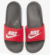 "Сланцы Nike Benassi ""Just Do It."" 343880-028"