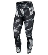 Тайтсы Nike Fast Tights 7/8 Print Floral (Women) CJ1888-010