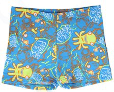 SPEEDO Boys Imp Allover Printed Aquashort 8-032477986