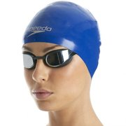 SPEEDO CAP AU BLUE/BLACK 8-082169121