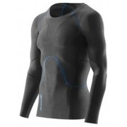 SKINS BIO RY400 MENS TOP LONG SLEEVE FOR RECOVERY B43205005