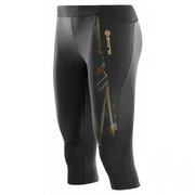 SKINS A400 WOMENS GOLD 3/4 TIGHTS B33156020