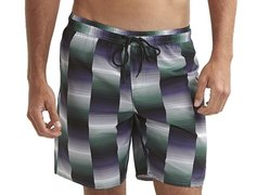 "Speedo Check Printed Leisure 18"" Watershort 8-078799384-9384"