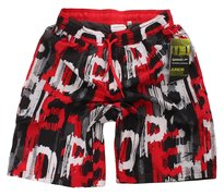 "Speedo Constructed Printed Leisure 18"" Watershort (Junior) 8-068947428"