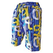 "Speedo Constructed Printed Leisure 18"" Watershort (Junior) 8-068947429-7429"