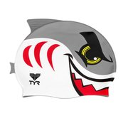 TYR Characturs Angry Shark Cap LCSHRK 092