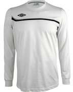 UMBRO COTTON TEE LS 313113-168