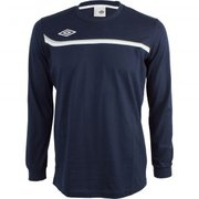 UMBRO COTTON TEE LS 313113-918