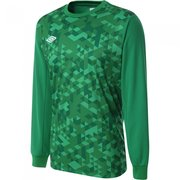 UMBRO GRAPHIC GK JERSEY LS 61341U-017