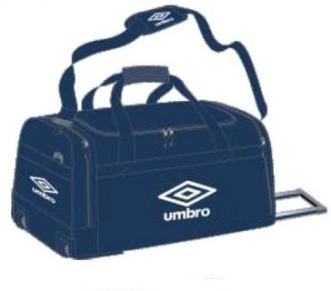 UMBRO TEAM WHEELED HOLDALL 751215-061