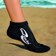 Носки VINCERE SHORT ANKLE SPRITE BLACK SAND SOCKS