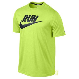 Nike LEGEND RUN SWOOSH TEE 618926 702