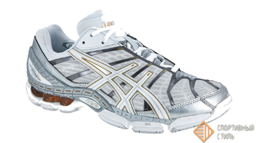 ASICS GEL-VOLLEY ELITE (WOMEN) B152N 0101
