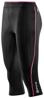 SKINS A200 B61063008 COMPRESSION 3/4 TIGHTS (WOMEN)