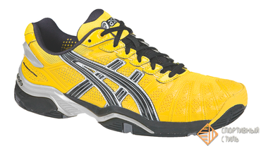 ASICS GEL-RESOLUTION 3 E100N 1690