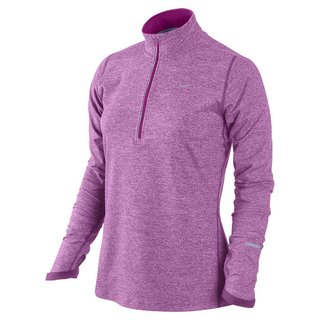 Nike ELEMENT 1/2 ZIP (WOMEN) 481320 514
