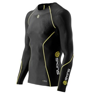 SKINS A200 B60052005 COMPRESSION LONG SLEEVE TOP