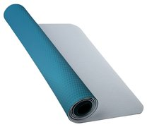 Коврик NIKE FUNDAMENTAL YOGA MAT (3MM) COOL GREY/BLUE LAGOON N.YE.02.054