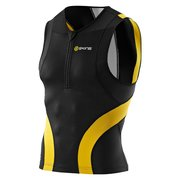 SKINS TRI400 T50052030 COMPRESSION TRI SLEEVELESS TOP