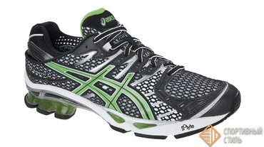 ASICS GEL-KINETIC 4 T133N 9070