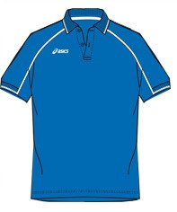 ASICS POLO SUNDAY T206Z8 0043