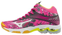 Кроссовки Mizuno Wave Lightning Z4 Mid (Women) V1GC1805-90